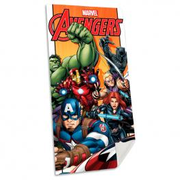 Toalla Vengadores Marvel Algodon
