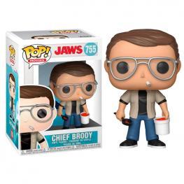 Figura Pop Tiburon Chief Brody