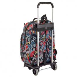 Trolley Blackfit8 Road 42Cm
