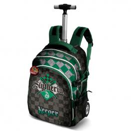 Trolley Harry Potter Quidditch Slytherin 48Cm