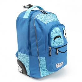 Trolley Spirit Emoticons Blue