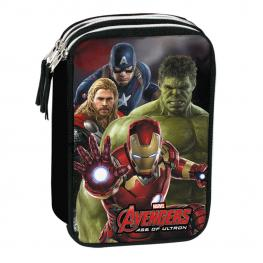 Plumier Vengadores Avengers Marvel Mighty Triple