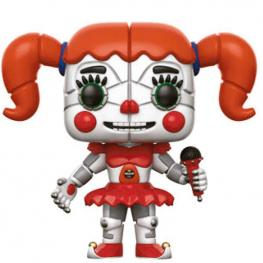 Figura Pop Five Nights At Freddy'S Sister Location Baby