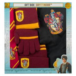 Uniforme Gryffindor Harry Potter Caja Regalo