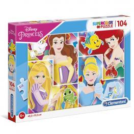 Puzzle Princess Disney 104Pzs