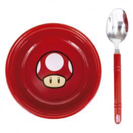 Set Desayuno Super Mario Nintendo