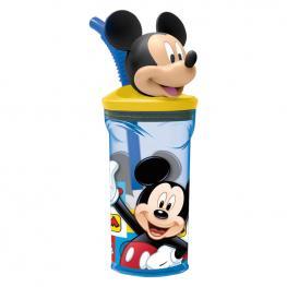 Vaso Mickey Disney Figura 3D