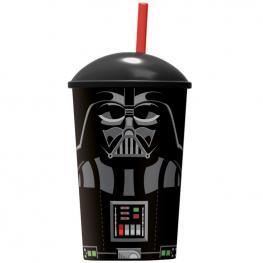 Vaso Star Wars Darth Vader Pajita