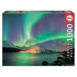 Puzzle Aurora Boreal 1000Pz