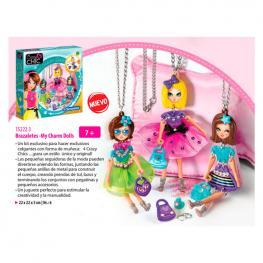 Brazaletes My Charm Dolls Crazy Chic