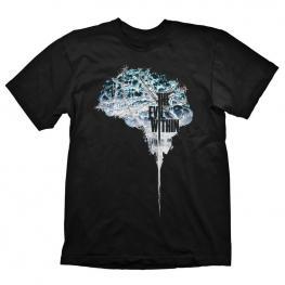 Camiseta Brain Negative The Evil Within