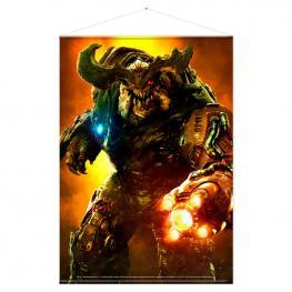 Wallscroll Ciber Demonio Doom