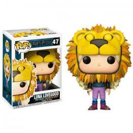 Figura Pop Harry Potter Luna Lovegood With Lion Head