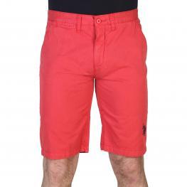 Bermudas - 42505 48461 451 - Color: Rojo
