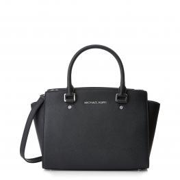 Bolsos de Mano - 30T3Slms2L 001 Black - Color: Negro