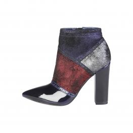Botines - Dilly Blu - Rosso - Color: Azul