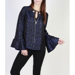 Camisas - B0Iqa62991346 C212 105 239 Bluavio - Color: Azul