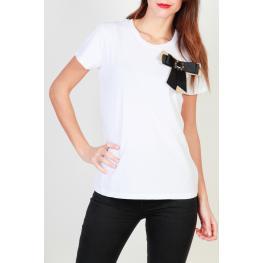 Camisetas - 1G12Pw - Y3N9 Z04 - Color: Blanco