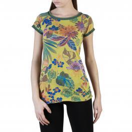 Camisetas - 5963 - F Fantasia Verde - Color: Verde