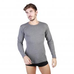 Camisetas - Pc Mosca Grigiomelange - Color: Gris