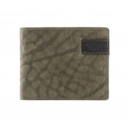 Carteras - Pt328363 - 3 Olive - Black - Color: Verde