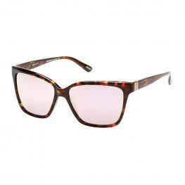 Gafas de Sol - Ga8027 52Z - Color: Marrón
