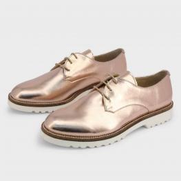 Zapatos Con Cordones - Nina Rosa - Color: Rosa