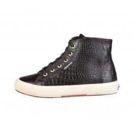 Sneakers - S008Hm0 2095 K51 Darkchocolate - Color: Marrón