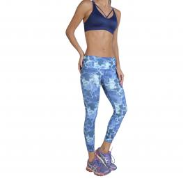 Pantalones de Chándal - Es3445 Aop9 - Color: Azul
