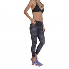 Pantalones de Chándal - Es3446 Aop10 - Color: Negro