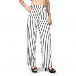 Pantalones - Florina Nero - Color: Blanco