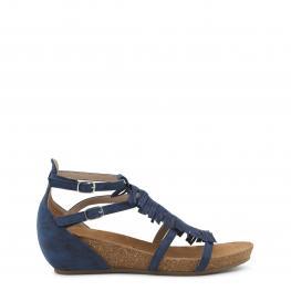 Sandalias - 046557 Jeans - Color: Azul