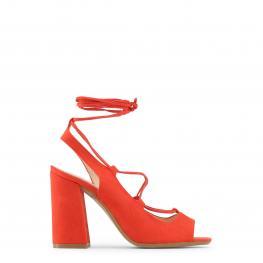 Sandalias - Linda Corallo - Color: Rojo