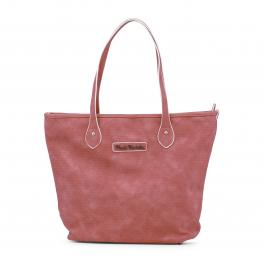 Shopping Bag - Pearljam - Rb18S - 102 - 6 Corallo - Color: Rojo