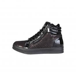 Sneakers - 2042 Black - Color: Negro
