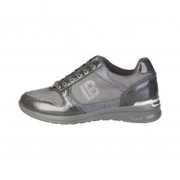 Sneakers - 2048 Dkgrey - Color: Gris