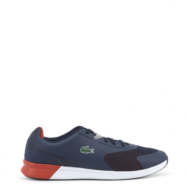 Sneakers - 734Spm0035 Ltr Nvy - Red - Color: Azul