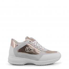 Sneakers - Amanda 682006 Oro - Color: Blanco