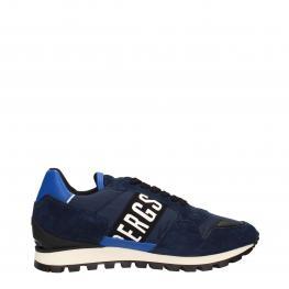 Sneakers - Fend - Er947 - Low Blue - Color: Azul