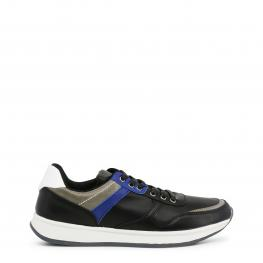 Sneakers - Harvie Black - Color: Negro