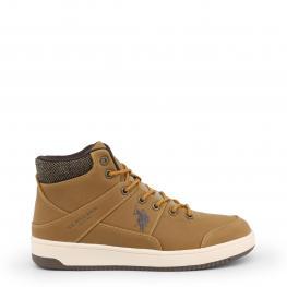 Sneakers - Wolf7003W8 Yw1 Tan - Color: Marrón