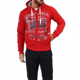 Sudaderas - Filliam Man Red - Color: Rojo