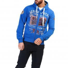 Sudaderas - Filliam Man Royalblue - Color: Azul