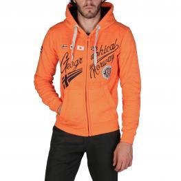 Sudaderas - Foliday Man Orange - Color: Naranja