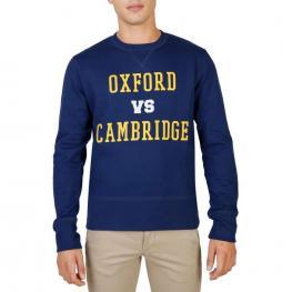 Sudaderas - Oxford - Fleece - Crewneck - Navy - Color: Azul