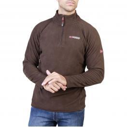 Sudaderas - Tug Man Brown - Color: Marrón