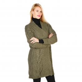 Suéteres - Fca16315Cd Green - Hunt - Color: Verde
