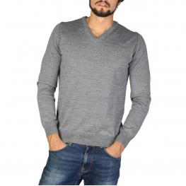 Suéteres - Kn950 Th501 J50Melangegrey - Color: Gris