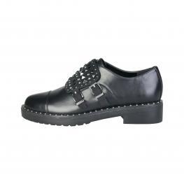 Zapatos Bajos - Linn Nero - Color: Negro