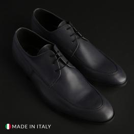 Zapatos Con Cordones - Leonce Grigio - Color: Gris